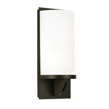 Sonneman 1722.32 - Two Light Black Wall Light