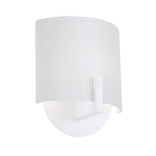 Sonneman 1728.03P - One Light White Wall Light