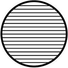Focus Industries (Fii) FA-98-38 - Linear spread glass lens for C/DL-38 series