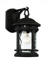 "Trans Globe 40370 RT - Boardwalk 12.5"" Wall Lantern"