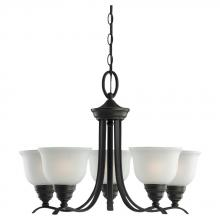 Sea Gull 31626-782 - Five LIght Chandelier