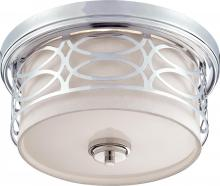 Nuvo 60-4627 - Harlow 2 Light Flush Dome