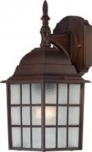 "Nuvo 60-4905 - Adams 1 Light 14"" Outoor Wall"