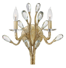 Fredrick Ramond Merchant FR46802CPG - Sconce Eve