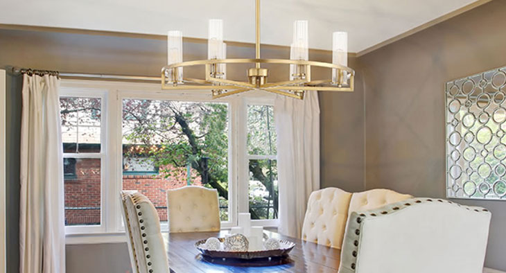 Gallery: lighting by Savoy House